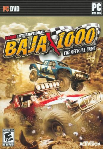 Score International Baja 1000 The Official Game For Windows