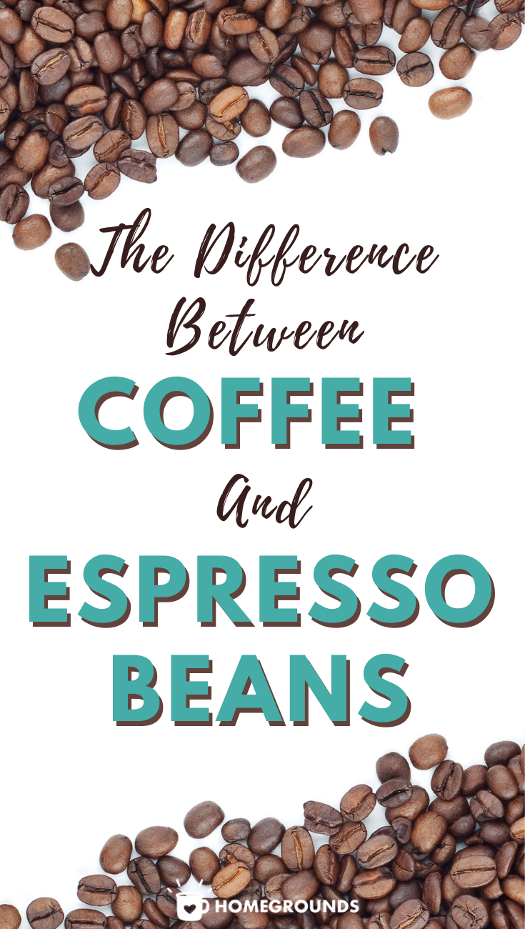 Espresso Beans Vs Coffee Beans What S The Difference In 2020 Gourmet Coffee Beans Coffee Beans Espresso Beans