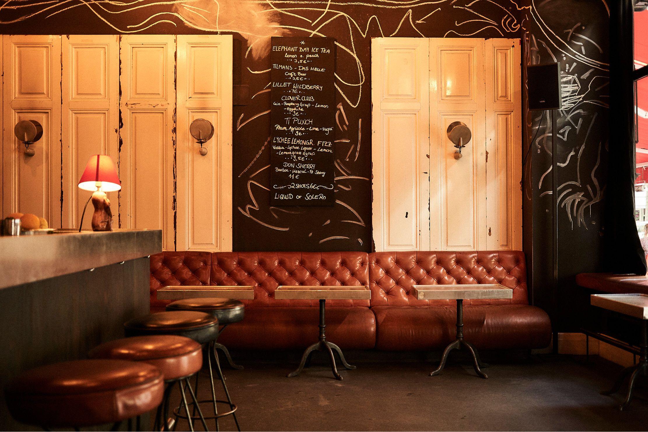 ARNOLD / WERNER Architekten: James T. Hunt Bar | Bar / Club | Pinterest