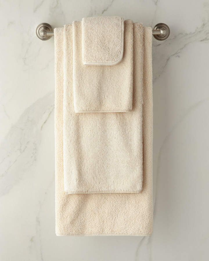 Long Double Loop Bath Towel Products Linen Bedding Towel Bath