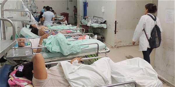 La calidad del sistema de salud es deficiente en Colombia.