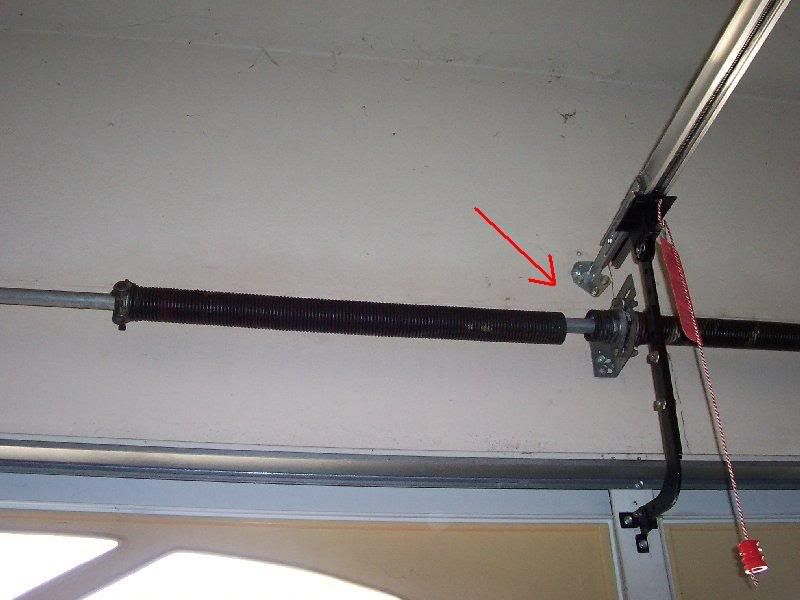 Boing Garage Door Spring Broke Garage Door Spring Repair