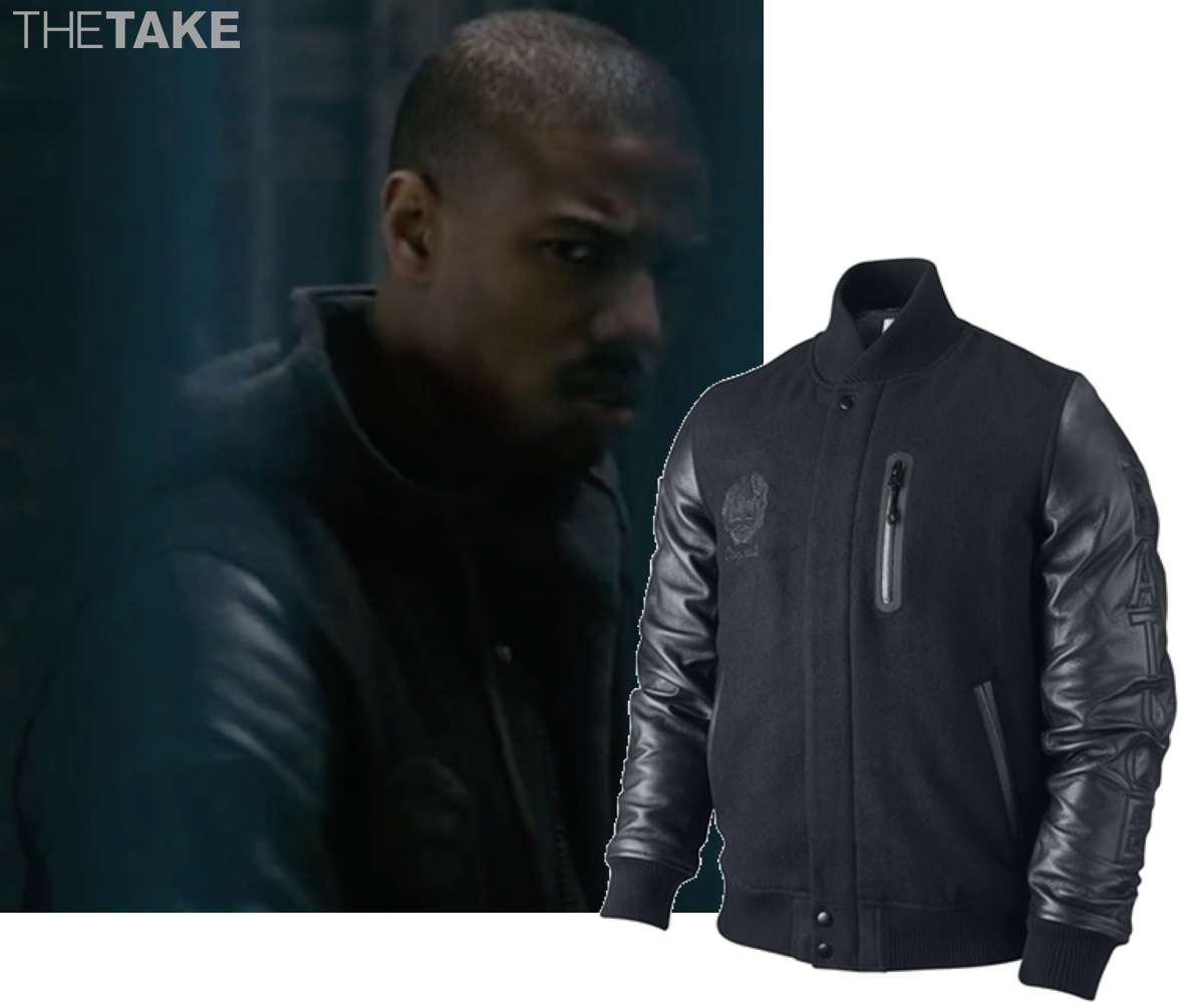 Jacket Nike x Kobe Destroyer Varsity Michael B. Jordan in