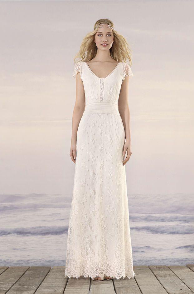 Brautkleider von Rembo Styling - Model Ecume | Hochzeit | Pinterest ...