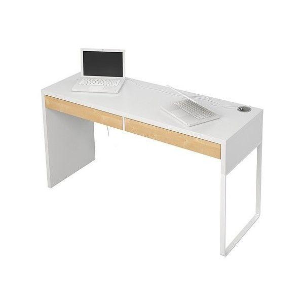 Purchased Desk Discontinued From Ikea Micke Desk White Desks Desk