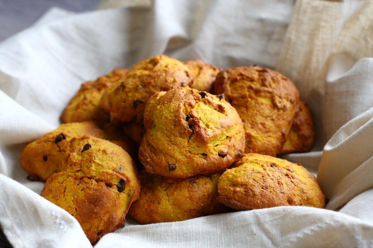biscotti morbidi zucca003 Biscotti morbidi, Ricette