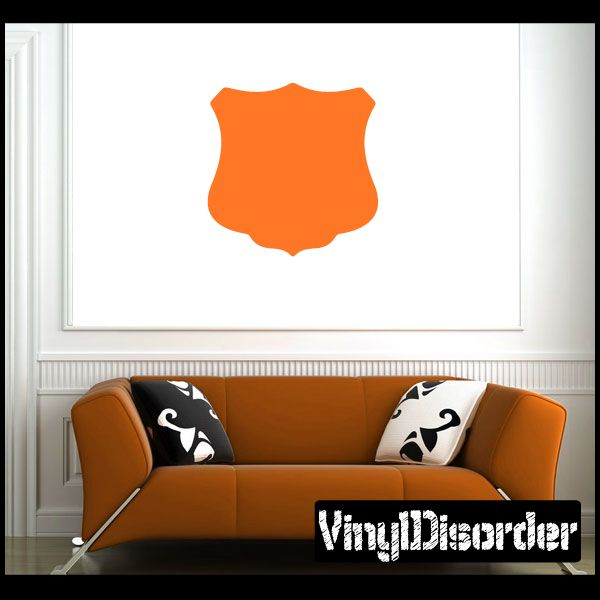 Custom Shape Wall Decal - Vinyl Decal - Car Decal - Sticker Shape - NS210