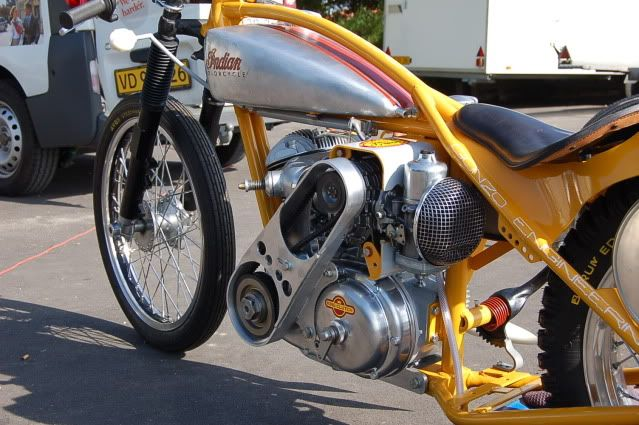 More Blown Indian