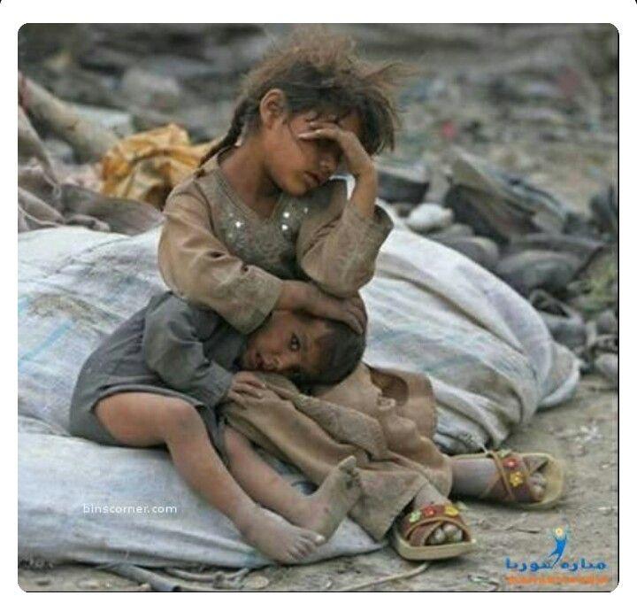 porque si ves esta pobreza nias pequeas cuidando nios pequeos y tu no ayudas jess