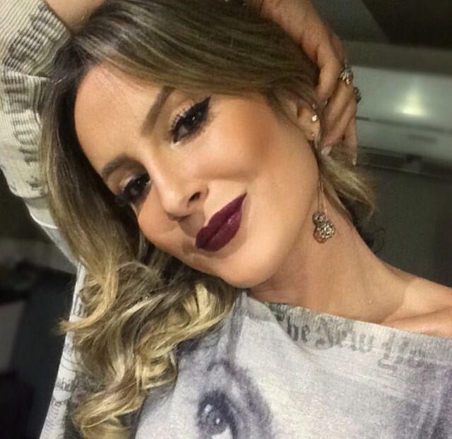 Maquiagem da Claudia Leitte The Voice 09/11/2016 #eudora