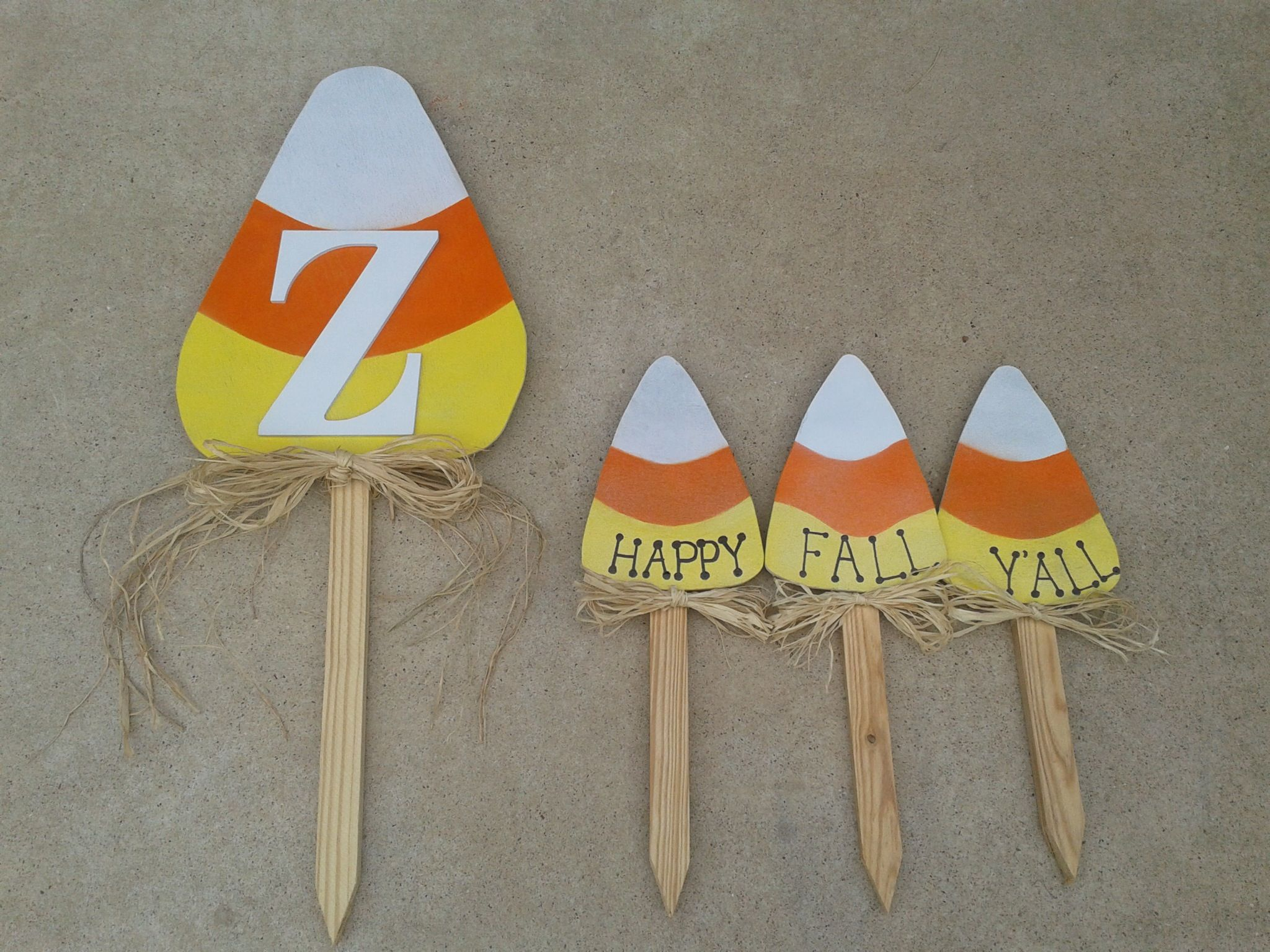 Wooden halloween yard decorations - These Are The Halloween Yard Decorations I Made I Can Also Make Christmas Yard Art