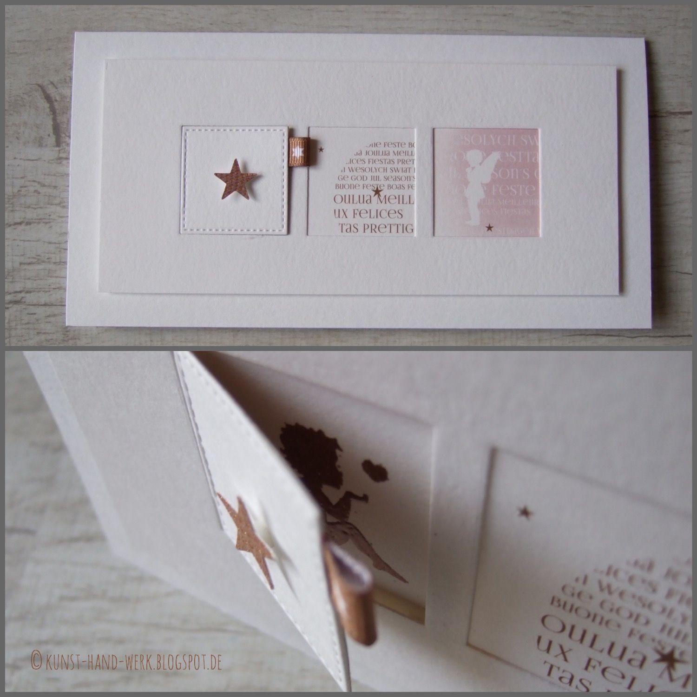 weihnachtsgr sse verstecktes engelchen karten. Black Bedroom Furniture Sets. Home Design Ideas