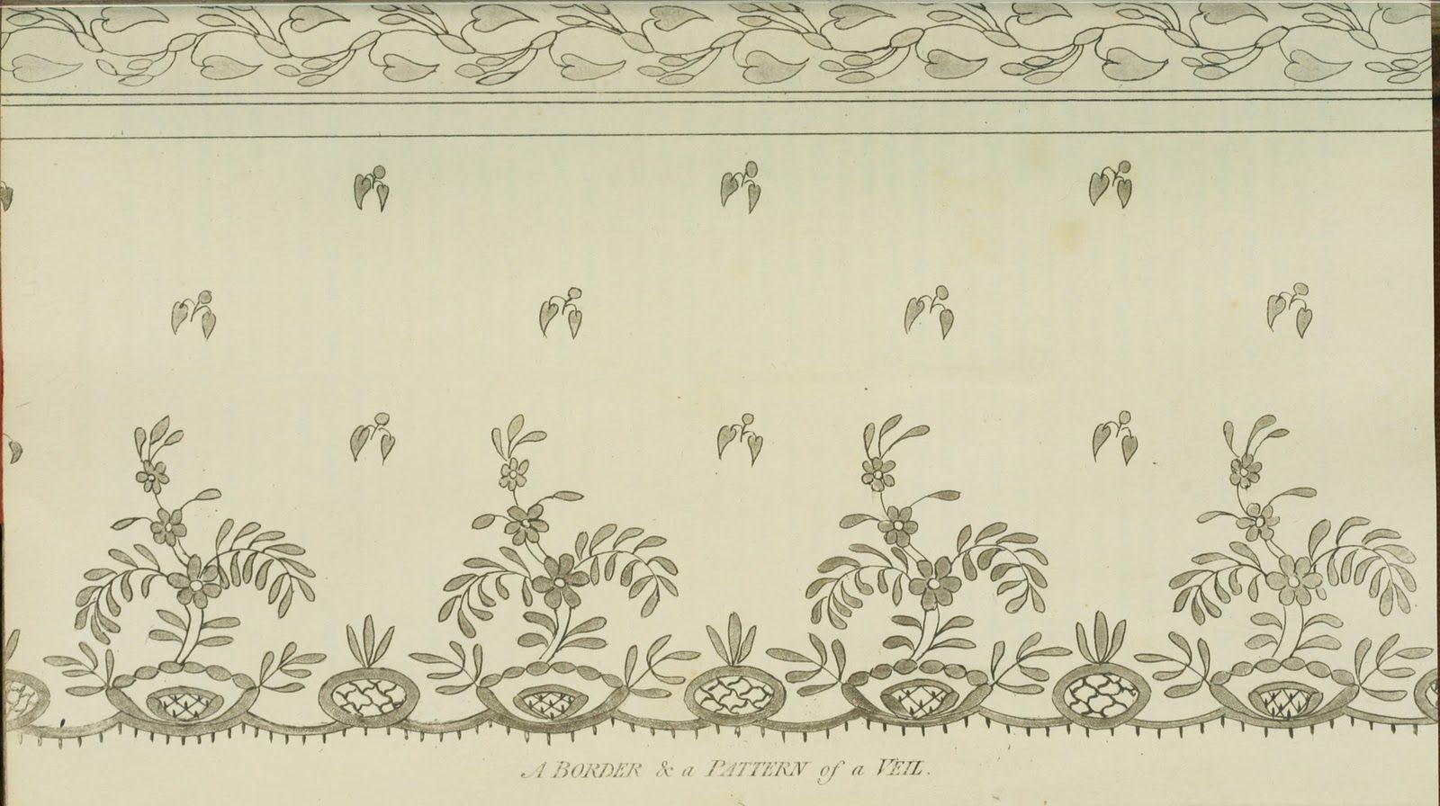 Ekduncan my fanciful muse regency era needlework patterns from