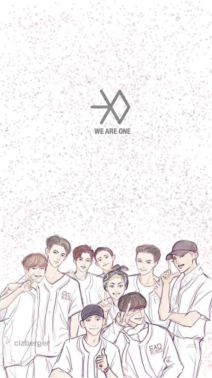 Credit to whoever made such an amazing fanart. But the edit of the lockscreen was edited by me. Oh btw, HAPPY 5TH ANNIVERSARY, EXO!!! Not gonna lie, i have no regrets to be in this fandom❤️❤️❤️❤️💞