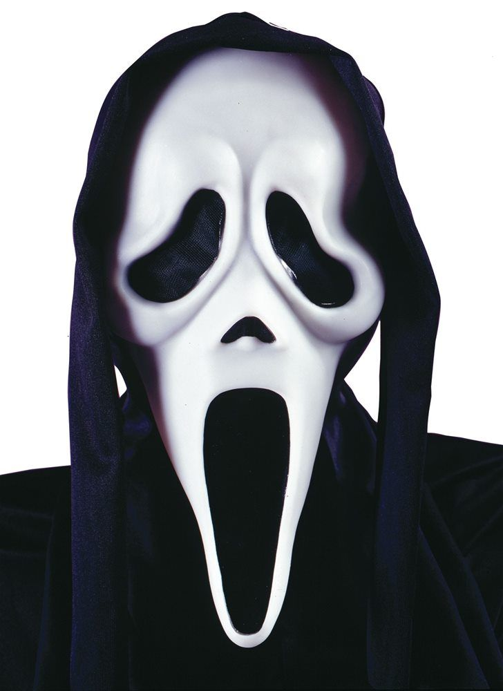Scary Movie Ghost Face Mask