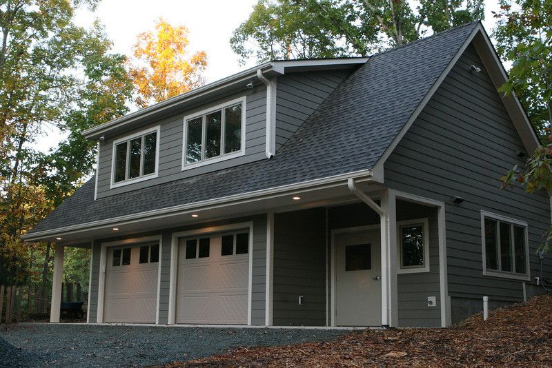 Exterior Color Ideas - The Garage Journal Board ... on Garage Color Ideas  id=69815