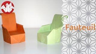 origami easy sofa - YouTube
