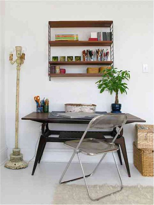The Desk Converts To A Dining Table And Coffee Perfect
