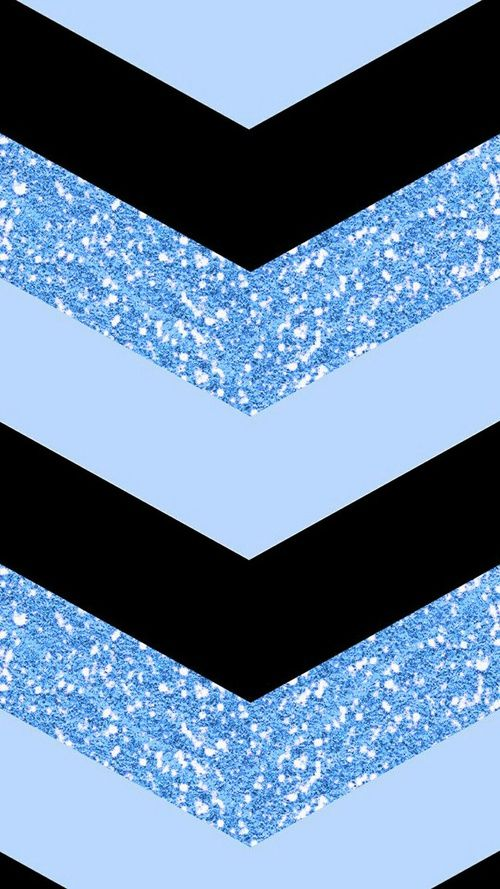 Wallpaper Background And Black Image Blue Glitter Wallpaper Chevron Wallpaper Glitter Wallpaper