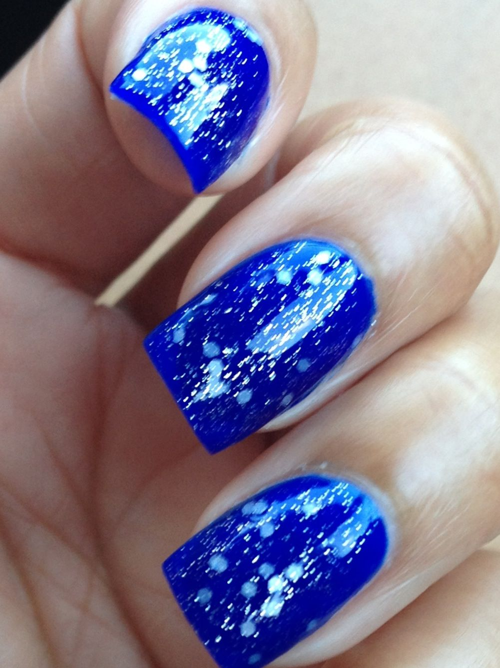 Starry Night Nail Art Pinterest