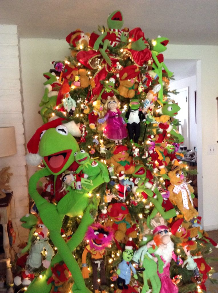 My Muppet Christmas Tree. - My Muppet Christmas Tree. Muppet Christmas Tree Christmas