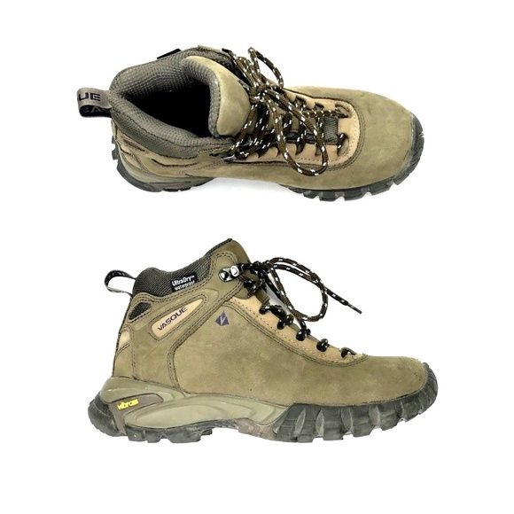 dd680c3a14a Vasque Leather Hiking Boots Womens 7.5 Waterproof | Sh*t I Sold ...