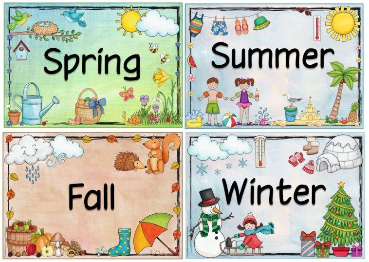 seasons übersetzung