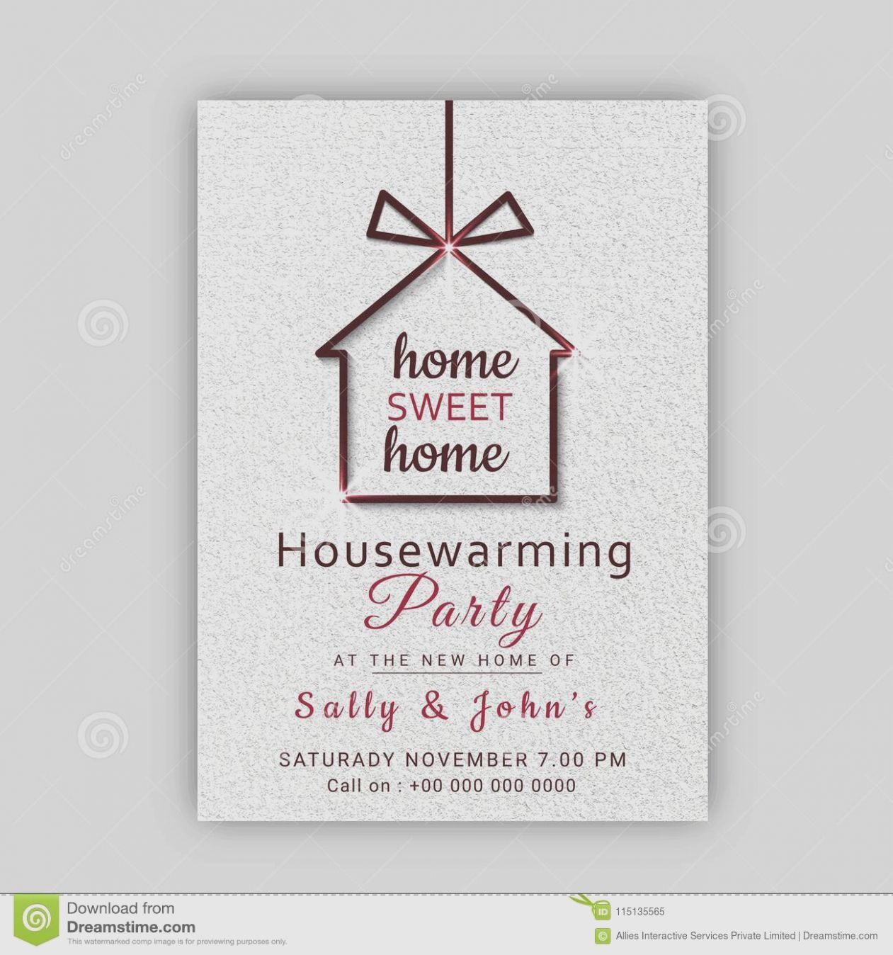 7 New Home Card Invitation Housewarming Invitation Templates Party Invite Template Housewarming Invitation Cards
