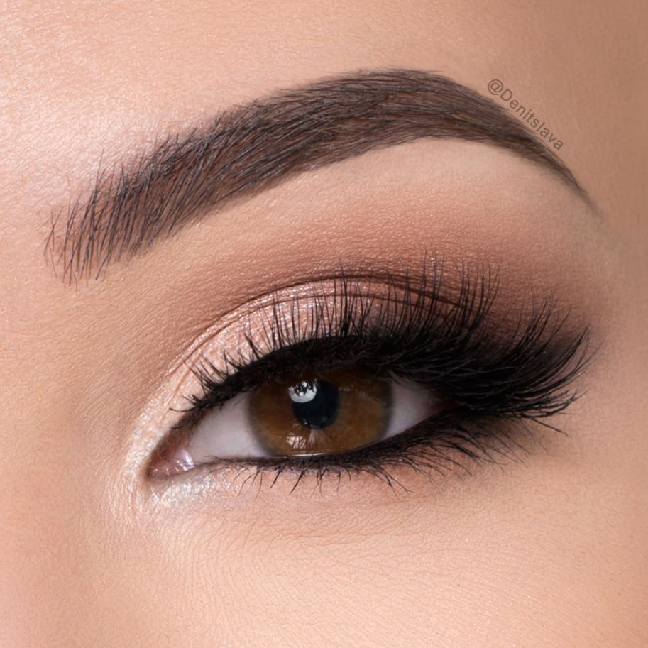 Check Out Our Favorite Natural Smokey Eye Inspired Makeup Look