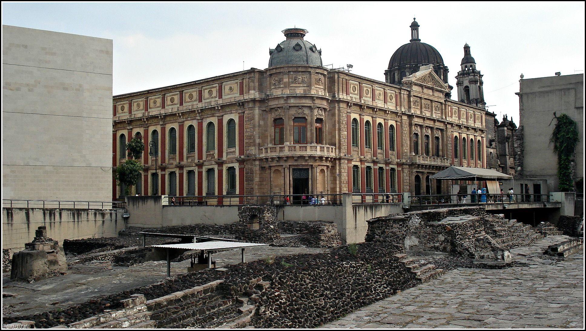 El Templo Mayor of mexico - Google Search