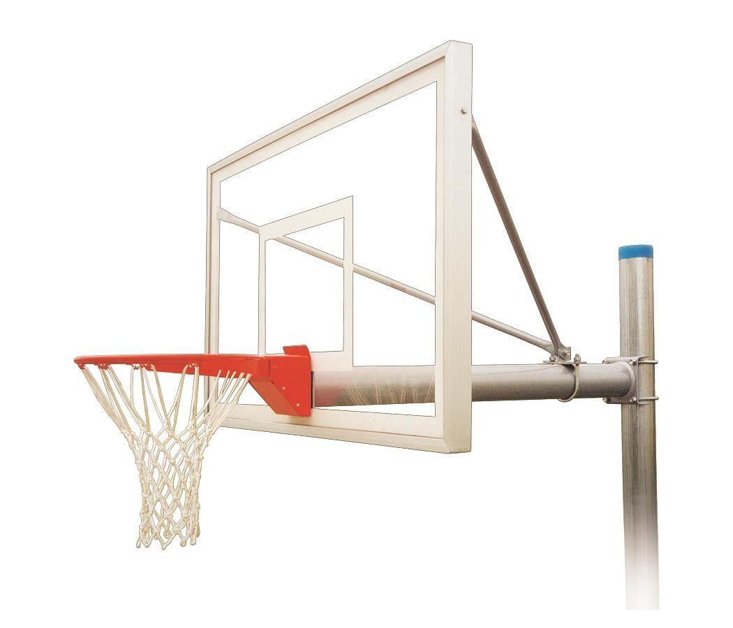 First Team Renegade Select In Ground Outdoor Fixed Height Basketball Hoop 60 Inch Acrylic Com Imagens Basquete Tabela De Basquete Casa Dos Sonhos