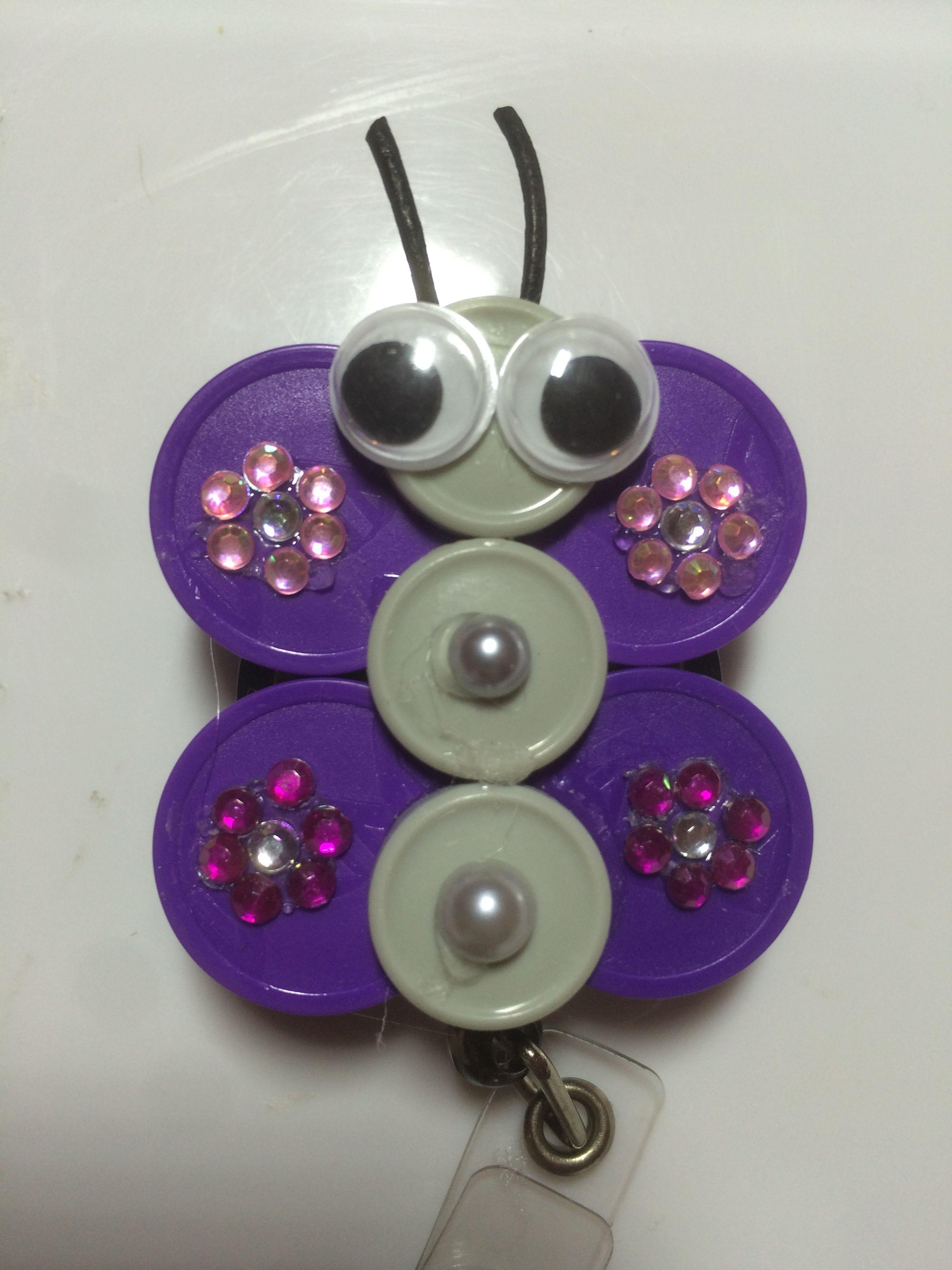 Badge holders diy by linda hernandez on diy and crafts