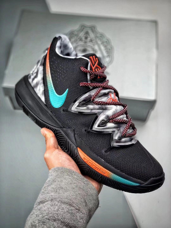 Nike Kyrie 5 Ao2919 910 Dengan Gambar Sepatu
