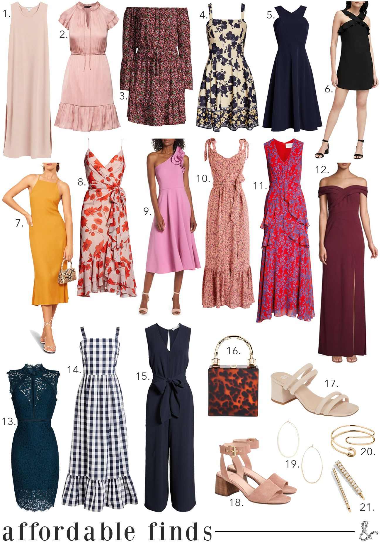 Affordable Wedding Guest Outfit Ideas Wit Whimsy Cheap Wedding Guest Dresses Cheap Wedding Dress Wedding Guest Outfit
