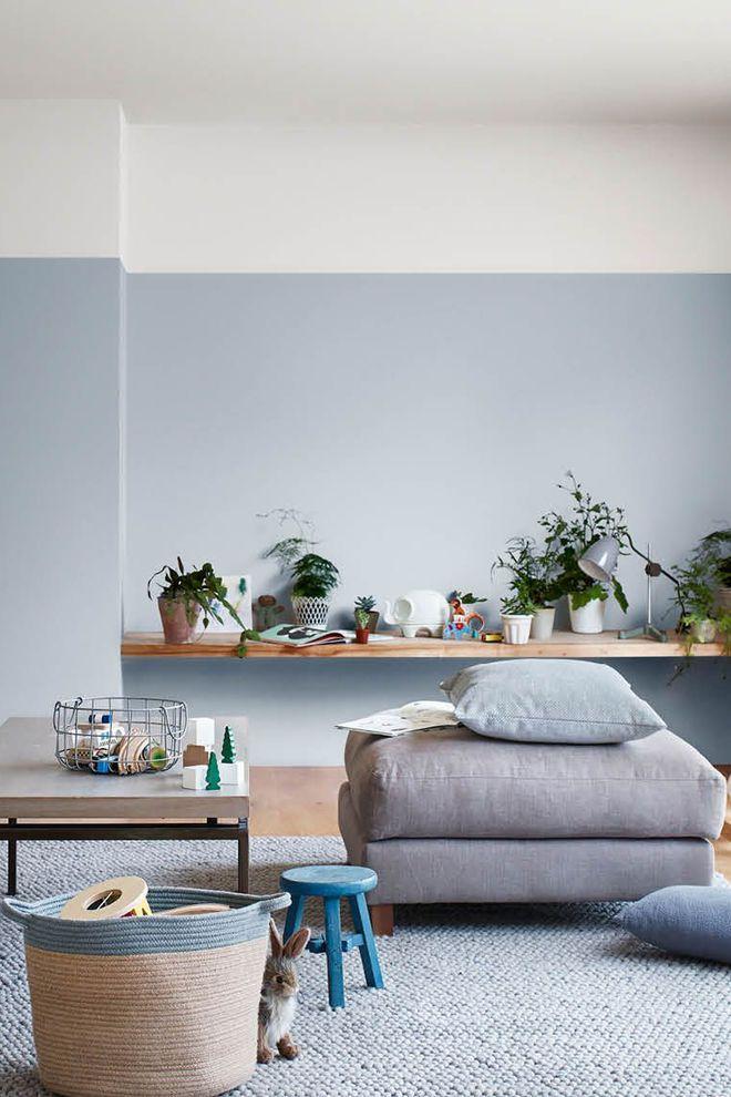 Peinture couleur salle de bain, chambre, cuisine Salons and Walls