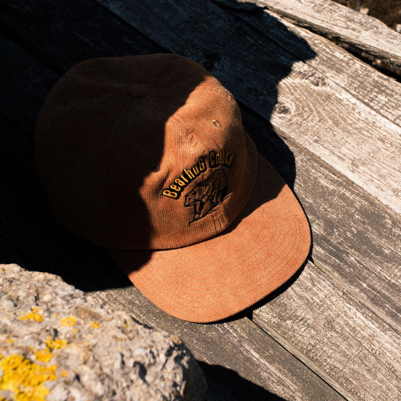 1d12e4d0d83 The Bearhug Co - Tan Cord cap  thebearhug  cap  cordcap  tancap ...