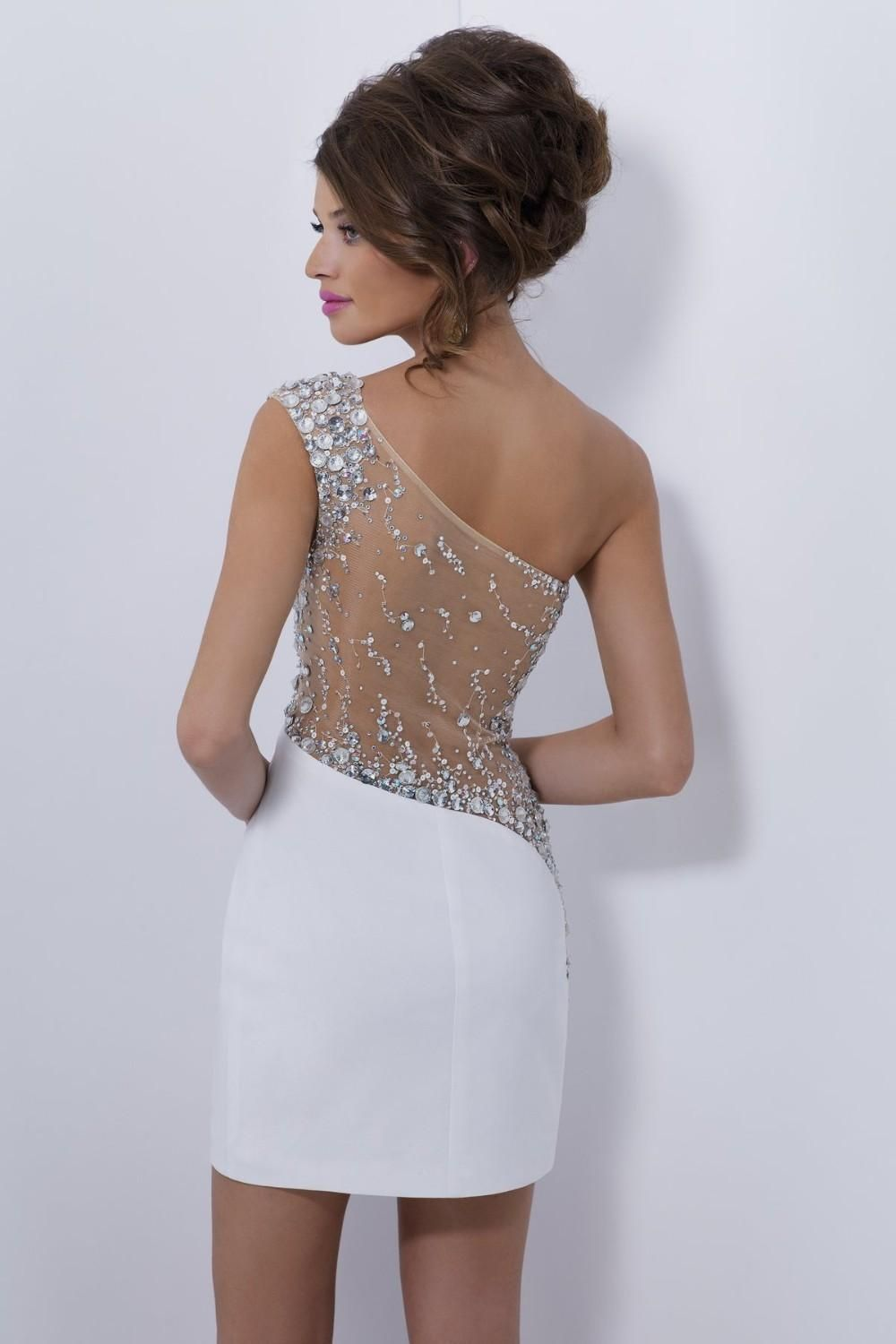 short tight wedding dresses – Wedding | backless galore | Pinterest ...