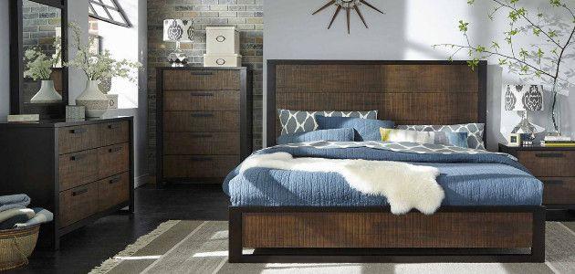 Simply Stylish Bedroom