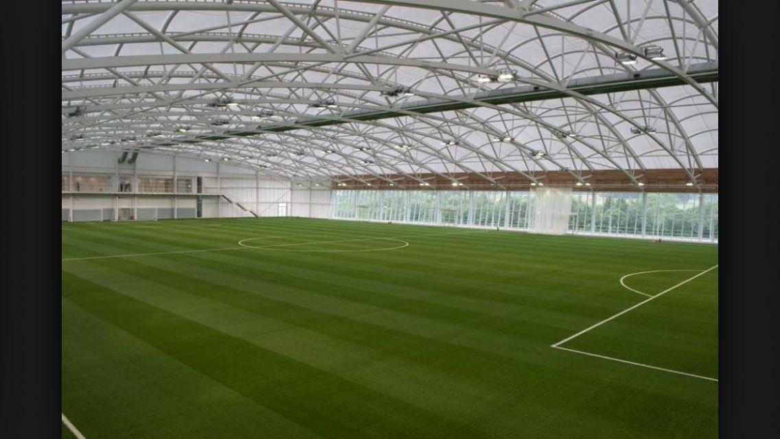 St Park Indoor soccer field, Indoor sports