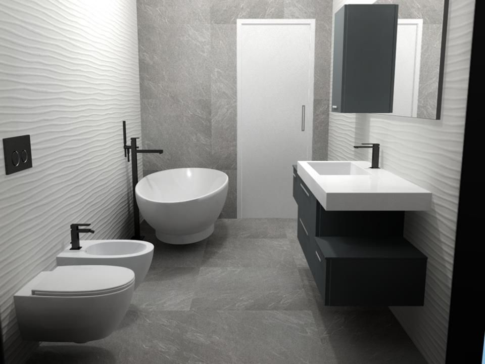 Gessi Rettangolo Tapware Designer Bathroom Collection