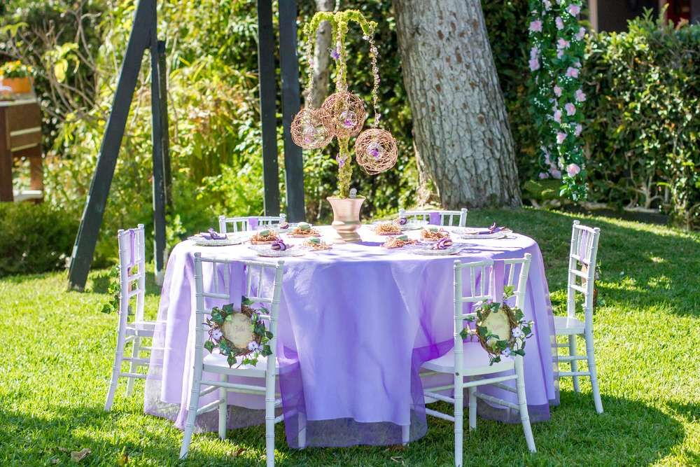 Fairy Garden Birthday Party Ideas | Pinterest | Enchanted garden ...