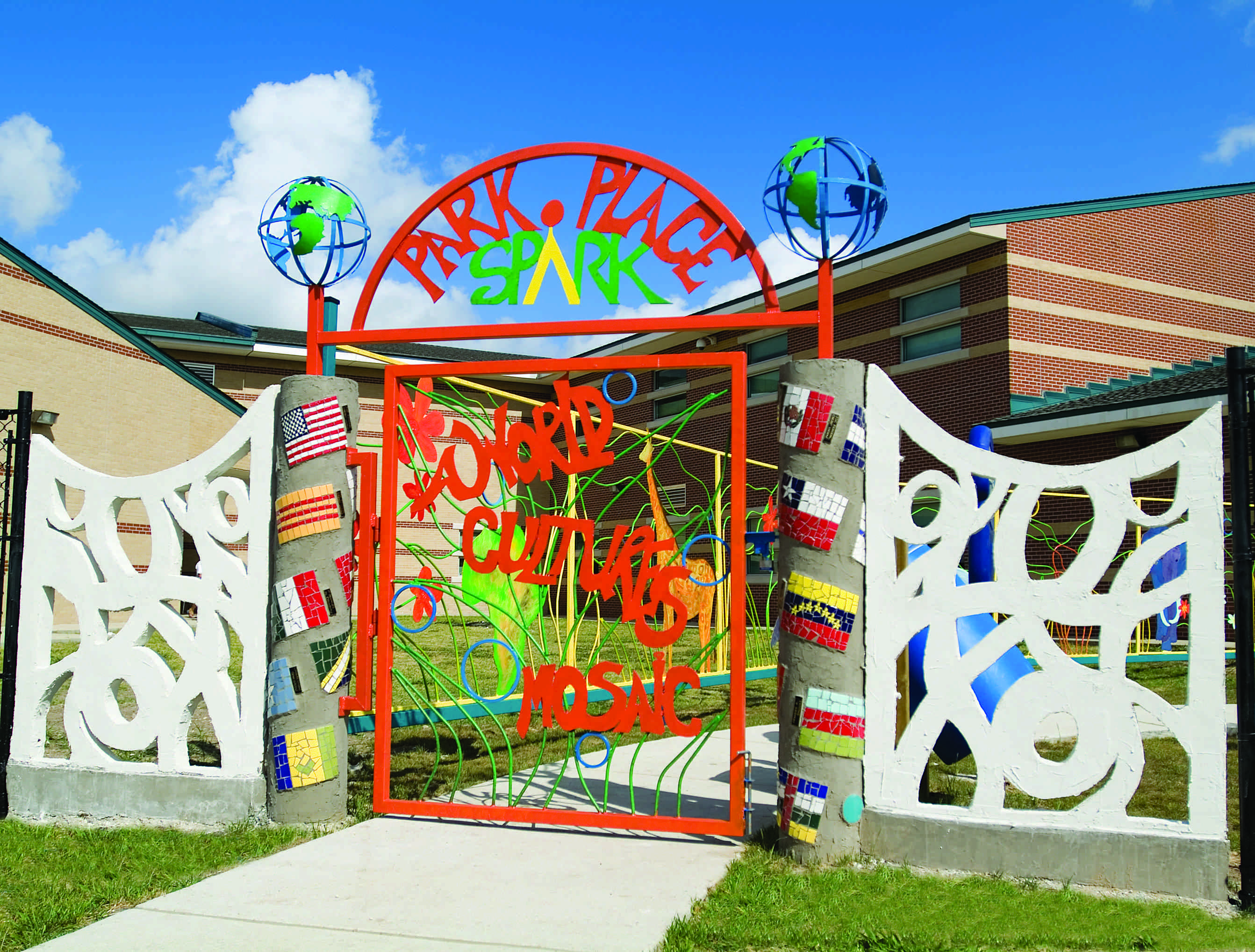 Park Place Elementary School | Houston ISD | 8235 Park Place Blvd | Houston,  TX
