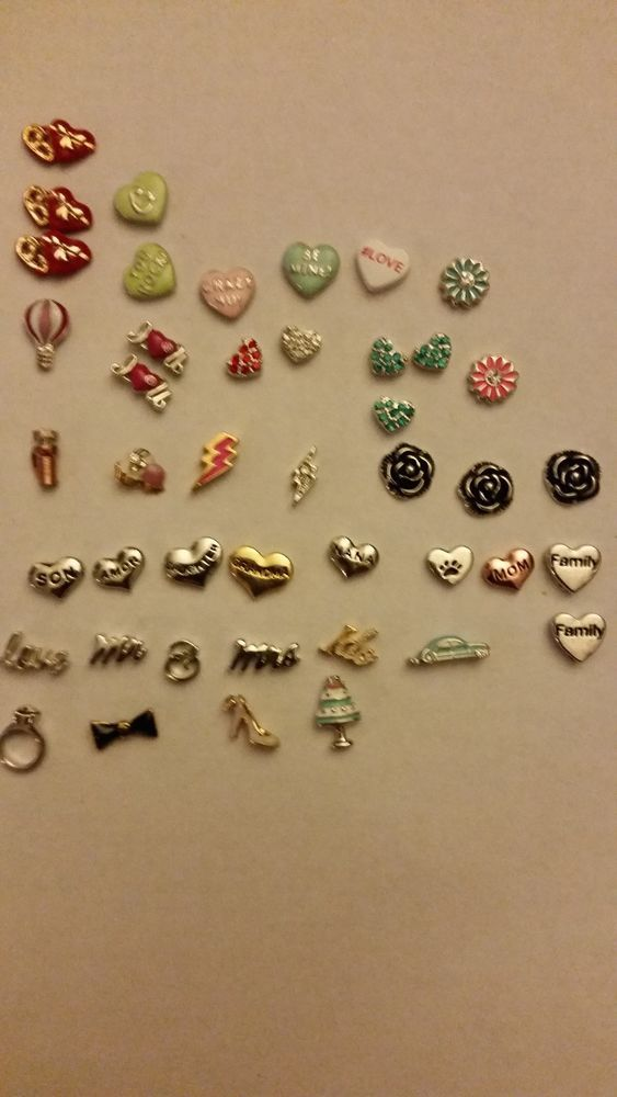 Authentic Origami Owl Charms - NEW and Retired - FREE Shipping | eBay | 1000x563