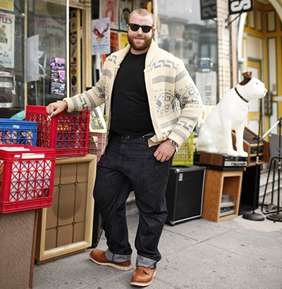 We answer reader questions about becoming a plus size male Fashion style questionnaire sample