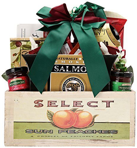 Art Of Appreciation Gift Baskets Naturally Beautiful Gourmet Food And Snacks Gift Set Review
