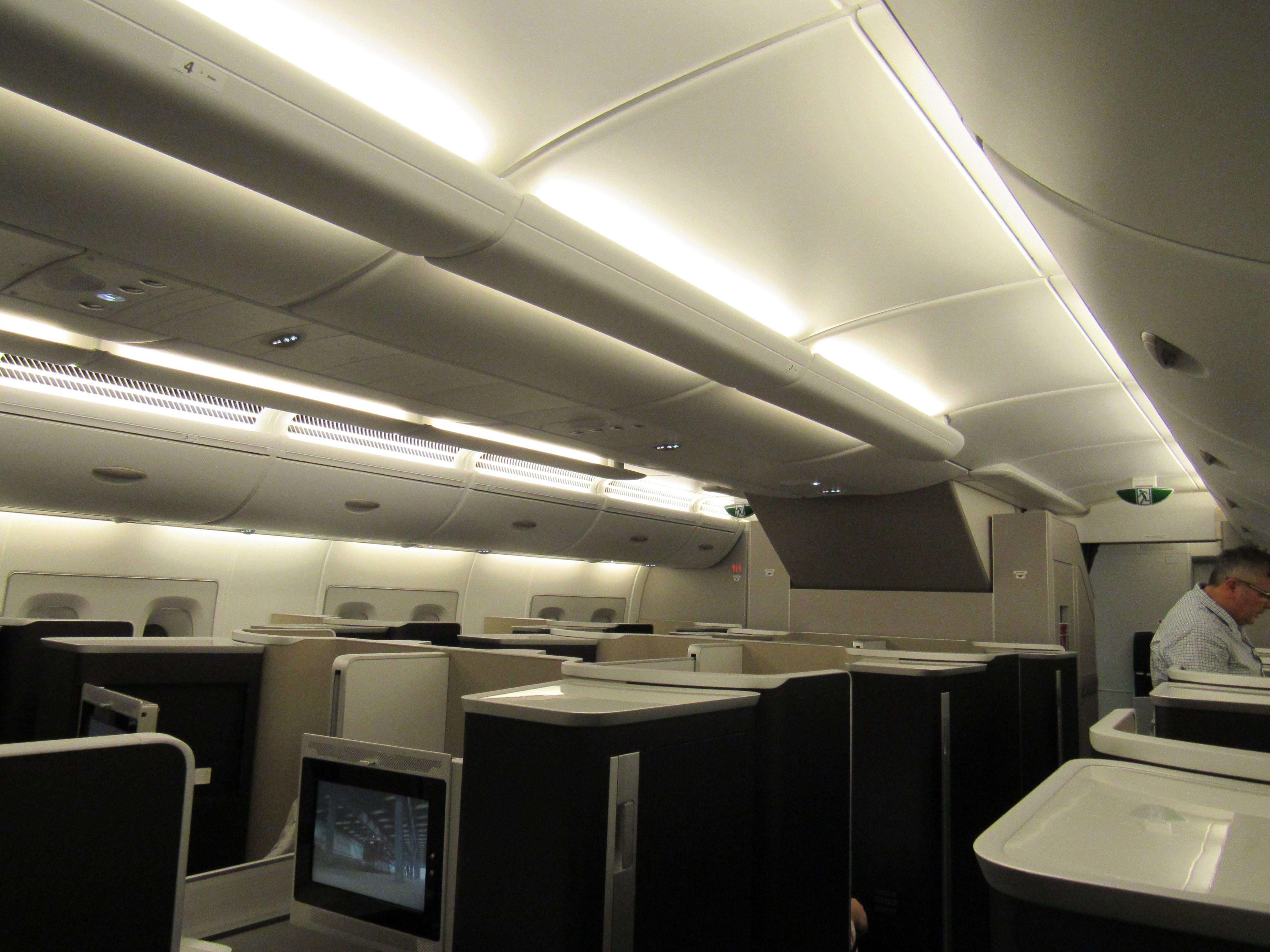 British airways first class johannesburglondon review in