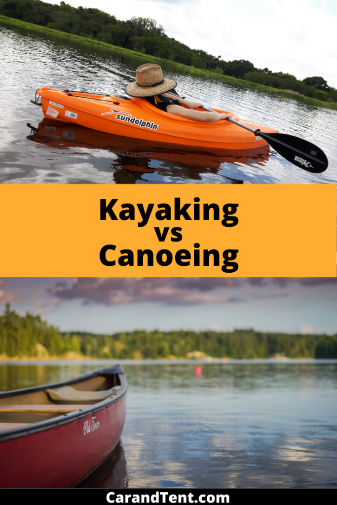 Photo of Canoeing Vs Kayaking – The Debate Continues