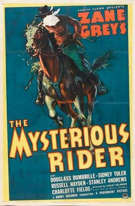 Watch The Mysterious Rider Full-Movie Streaming