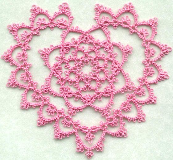 Tatted Lace Designed by Teri Dusenbury