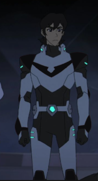 Keith as the Black Paladin of Voltron from Voltron Legendary Defender | Voltron, Shiro voltron ...